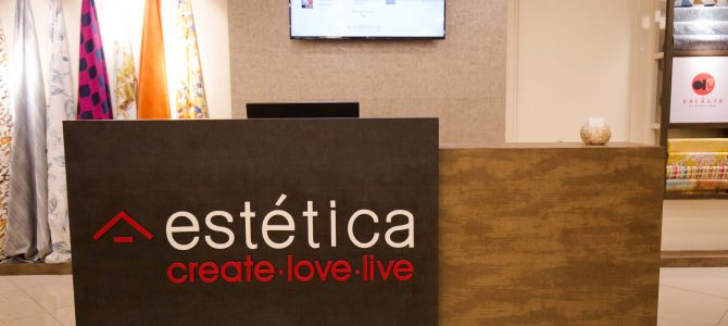 Experience Furnishing Like Never Before !!! Estética is the latest addition to Bhubaneswar's retail scene