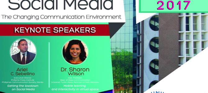 Media scholars and students to come together to discuss about Social Media at Xavier school of Communications