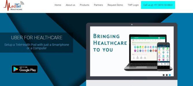 Bhubaneswar based Digital health startup MedTel raises pre-Series A funding