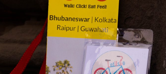 LetUsGo:A Recent Entrant to Bhubaneswar's Walking Tour Circuit