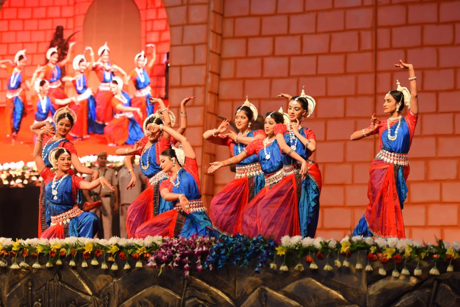 Odisha Parba Starts In Delhi Mega Celebration Of Odisha