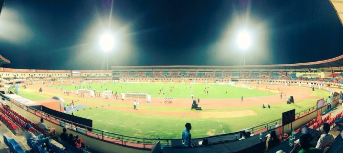 Now Kalinga Stadium bhubaneswar to host qualifiers and the final round of inaugural Super Cup Football