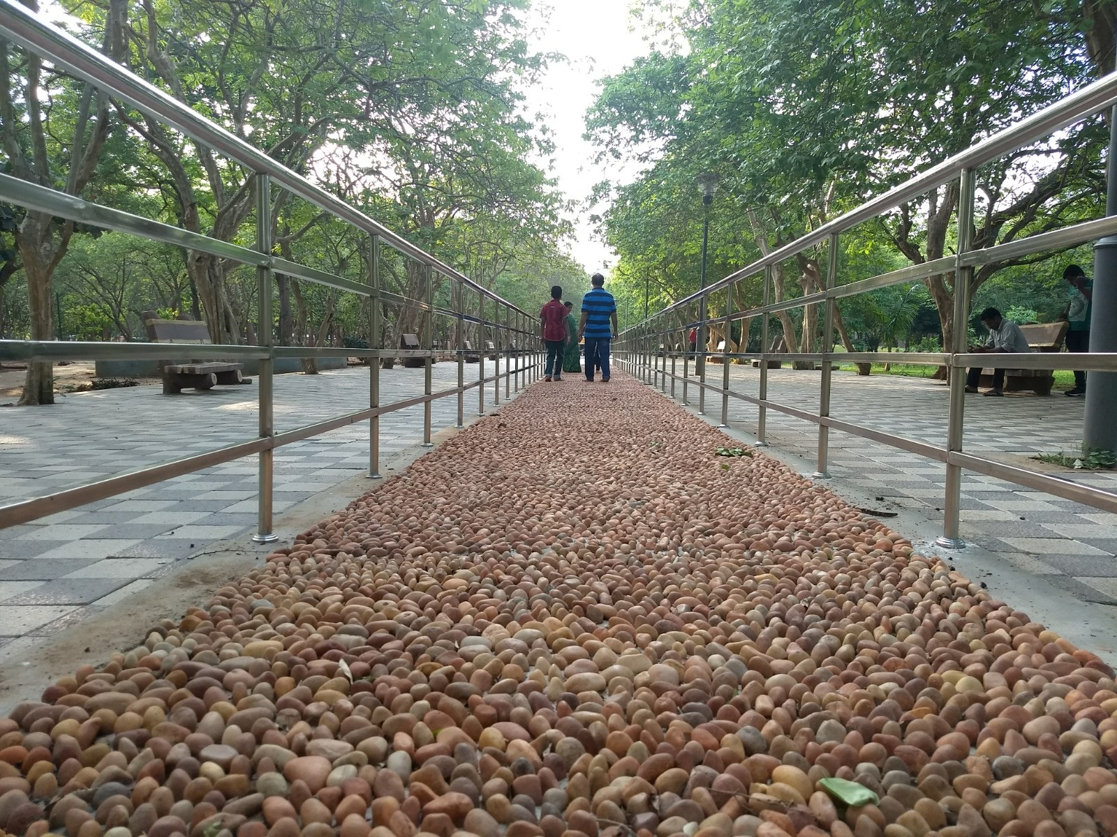 acupressure walkway, After Bhubaneswar, Now Rourkela To Get It's First 'Acupressure Walkway' Very Soon!