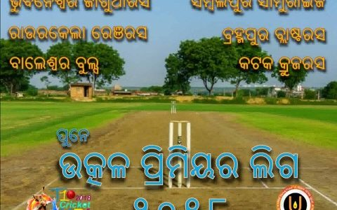 IPL might be over, heard about UPL? Utkal Samaj Pune is organising Pune Utkal Premier League (UPL) for the first time for the Odias
