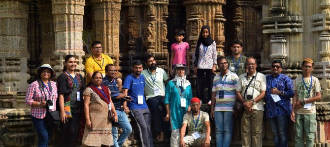 Kalinga Diaries conducted their fifth and maiden tour to Daya river Valley from Jatani side on Sunday