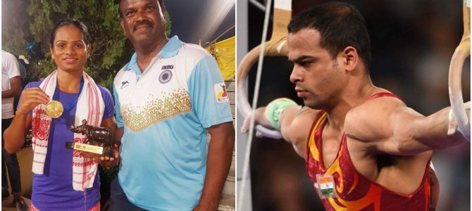Awesome day for Odisha Sports : Dutee Chand sets new National Record, qualifies for Asian Games, Rakesh Patra qualifies in Gymnastics