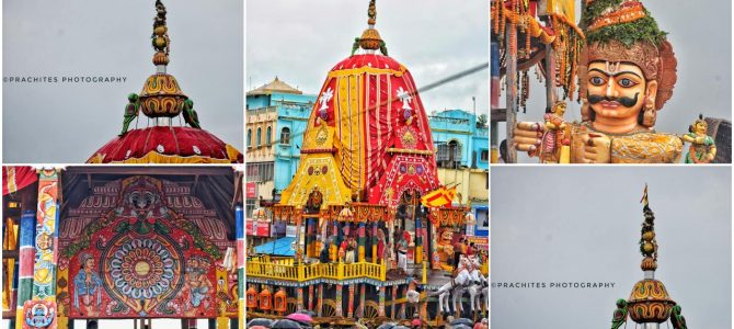 Shri Jagannath Nandighosa Ratha : Unique characteristics you should know a blog by Prachites Subham Das