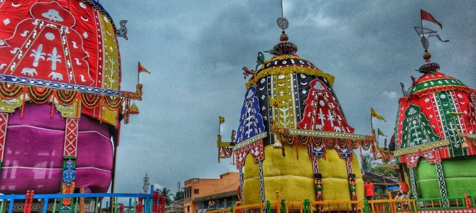 Do you know about Historic Ratha Jatra at Raj-Ranpur (Nayagarh) since 1754 : Photostory by Taranisen Pattnaik