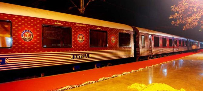 Odisha may soon have its own Maharaja Styled super luxurious train