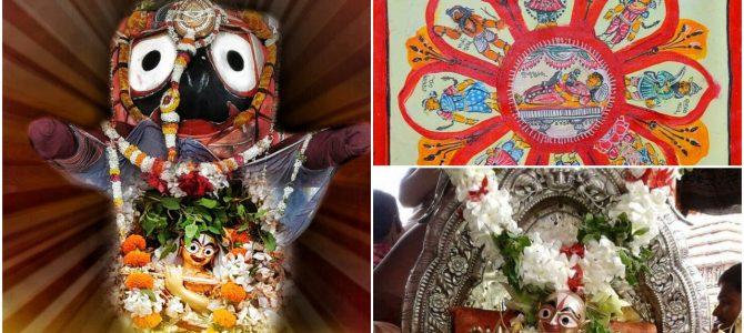 Know more about Puri Jagannath temple rituals : Krushna Janmastami Rituals inside Shrimandir by Prachites