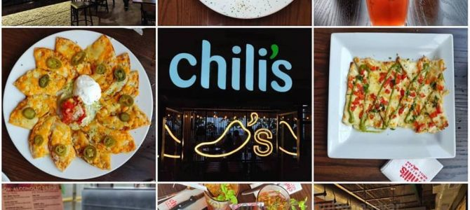Mexican Cuisine Behemoth Chili's opens in bhubaneswar Esplanade One, its 11th outlet in India