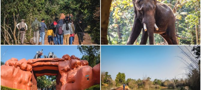 After Ekamra Walks, now Bhubaneswar starts Chandaka Nature Trail, under Bhubaneswar Nature Walk