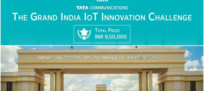 An IoT project conceptualised at IIT Bhubaneswar that tracks the consumption pattern of LPG wins Grand India IoT Innovation Challenge