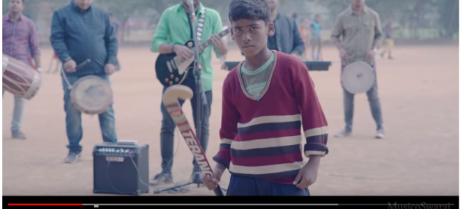 Jeet Amari : A beautiful Hockey Anthem in Odia made by Swaraj Purohit , Anand Ramchandani of Vistas Vogue prod