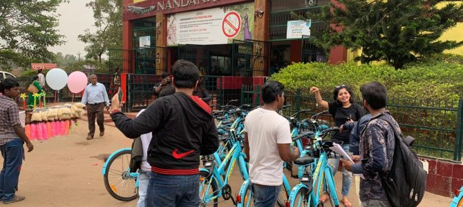 Nandankanan Cycle Trail Presents a Beautiful Experience for Nature Lovers