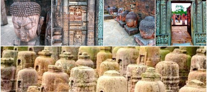 Remnants of a lost capital :  Part 2 Ratnagiri, A beautiful blog by Supriya Mishra, don't miss