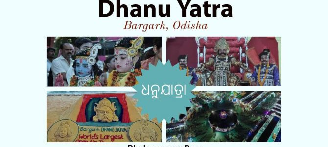 Dhanu Yatra: The Immense & Unique Theatre Tradition of Bargarh