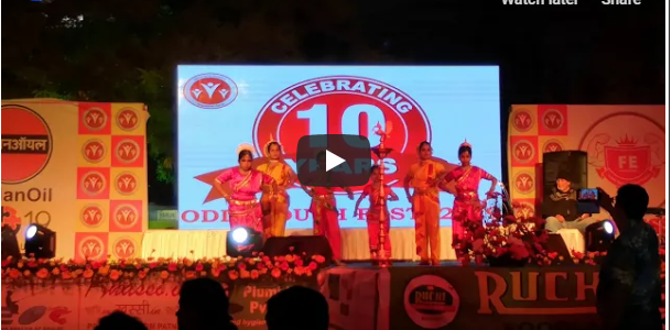 Odia Youth Fest – 2019 celebrated this year on 26th of Jan in Bengaluru, video by Bipasha Rath and Smart sapiens