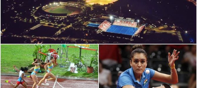 Steps to #SportsCapital : Asian Athletics, Hockey Worldcup and now Commonwealth Table Tennis championship coming this year