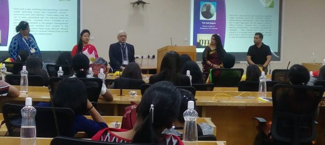 WPOWER a flagship offering by National HR Network – Bhubaneswar Chapter is back with 81 participants from different corporate bodies