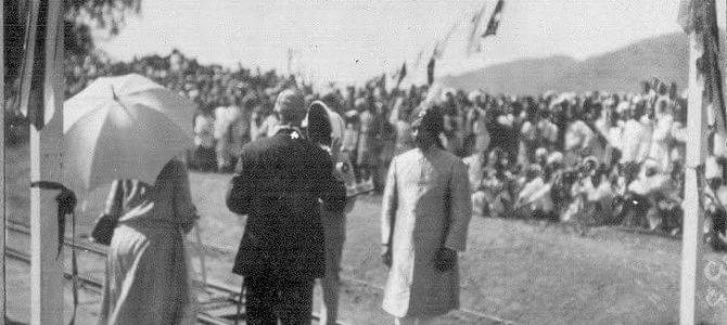 Heard about Parlakimidi Lite Rail : The first odisha origin Royal lite Rail system, blog by Bishnu Mohan Adhikari