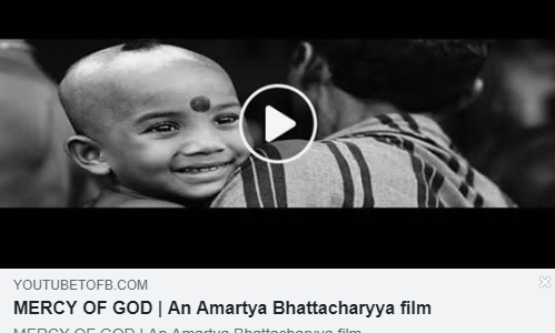 MERCY OF GOD |Don't miss this Amartya Bhattacharyya film on recent Cyclone Fani devastation in Odisha