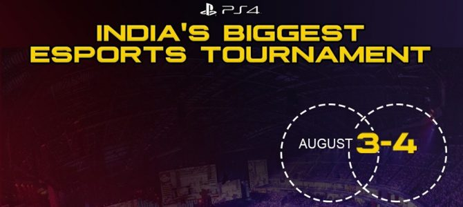 India's biggest eSports tournament begins in Bhubaneswar