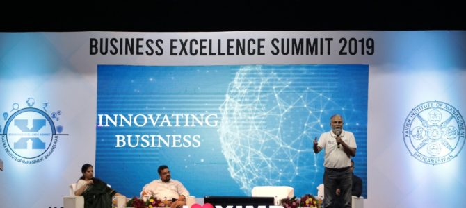 Business Excellence Summit 2019- Innovating Business at XIMB