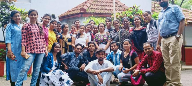 Young Anthropologists visit Tribal Museum in Koraput