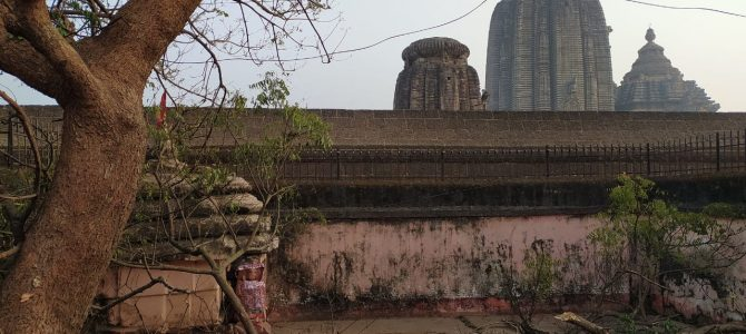 Budha Ganesh (Old Ganesh) temple dating to 11th century contemporary of Lingaraj Temple is slated for demolition