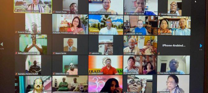 Odisha Society of Americas organized the Global Conference on Spirituality